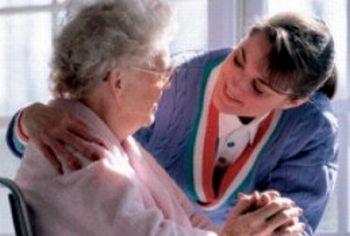 anziani assitente familiare nonna - Q