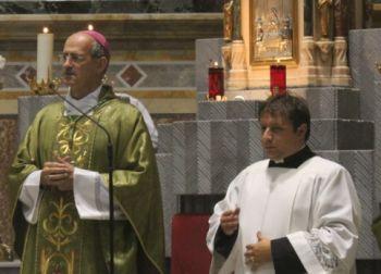 Tanta gente alla Madonna di Tortona per la messa dei malati e quella dei bambini