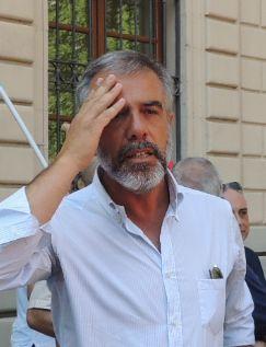 Il sindaco Gianluca Bardone