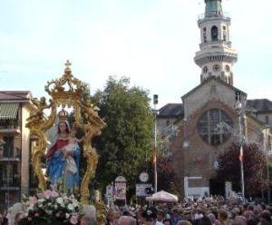 Il programma della festa della Madonna della Guardia di Tortona
