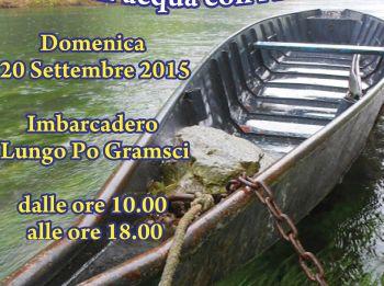 Domenica sul Po a Casale Monferrato c'è la gara dei barcé