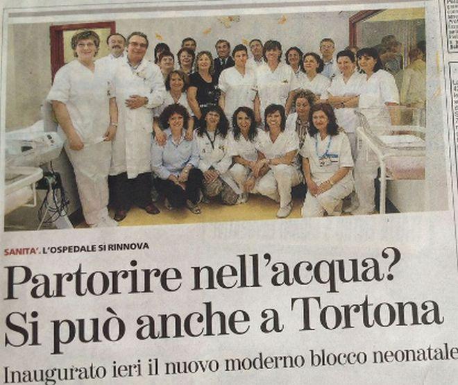 C'era una volta Tortona: l'eccellenza del Punto Nascite dell'ospedale che ci è stato scippato