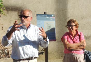 A Volpedo torna in auge il Molinetto, un nuovo scorcio della vita del Pellizza. Le immagini dell'inaugurazione