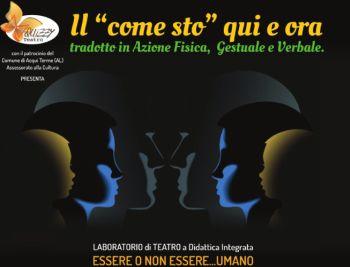 Ad Acqui Terme tornano i corsi di Quizzy Teatro