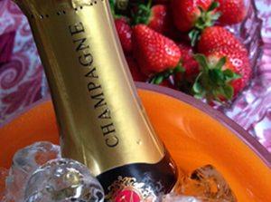 champagne Q