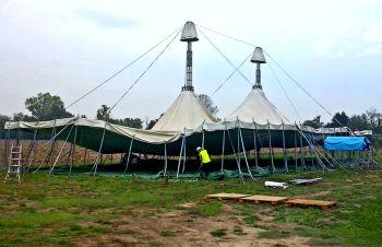 Bilancio positivo delle manifestazioni al circo di elilu di Castelnuovo Scrivia