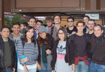 Gli studenti del Marconi-Carbone all'Expo di Milano
