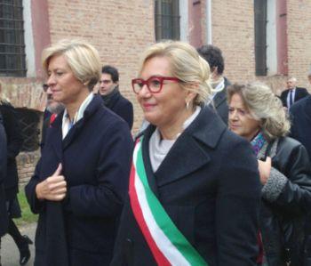 Rita Rossa ha incontrato il Ministro della Difesa Roberta Pinotti