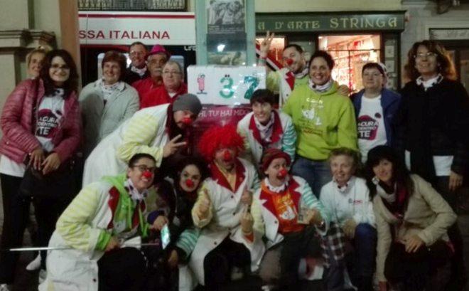 I Vip a Tortona, Alessandria e Acqui Terme per favorire la donazione di midollo