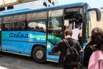bus pullman studenti arfea - Q