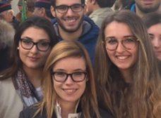 Gli studenti del Marconi di Tortona alle celebrazioni del IV novembre