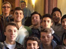 Gli studenti del Marconi a vedere Moliere