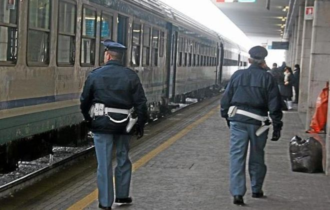 Gli Scout di Alessandria hanno visitato la Polizia Ferroviaria