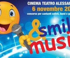 Venerdì sul palco ad Alessandria gli artisti di Smile&Music a favore dell'ospedale