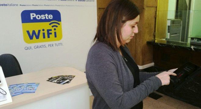 poste wifi - L