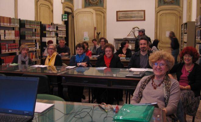 A Casale ha preso il via il corso per operatori della biblioteca