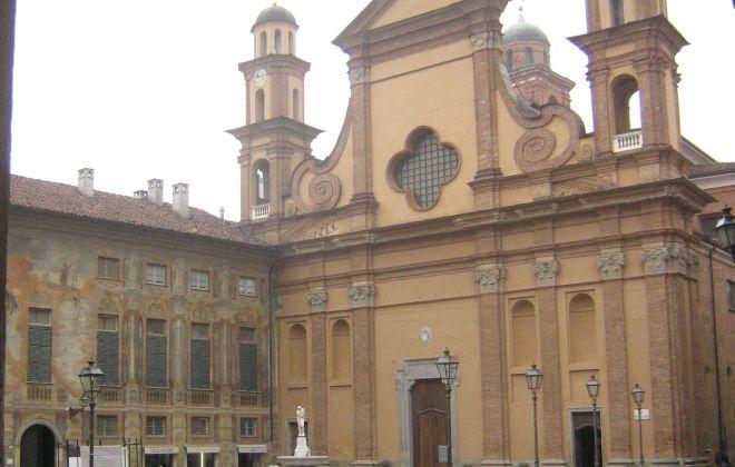 Domenica visite guidate alla chiesa di San Nicolò di Novi Ligure