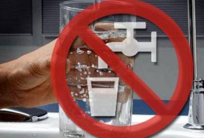 A Mombisaggio c'è troppo ferro nell'acqua: l'Asl ne vieta l'uso