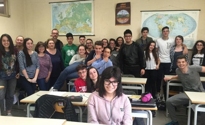I.I.S.Marconi: Curriculum, pronti….Via!