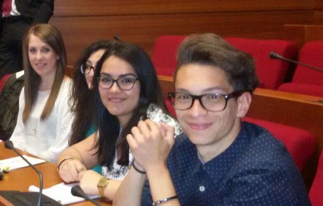 Gli studenti del Marconi a scuola di marketing alla Camera di Commercio di Milano