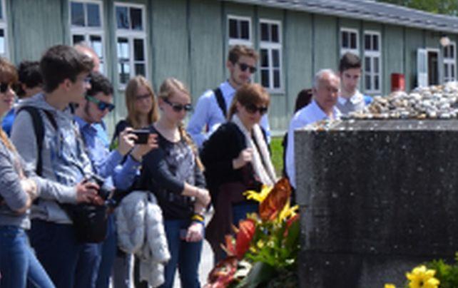 """Viaggio premio degli studenti del """"Marconi"""" a Mauthausen"""