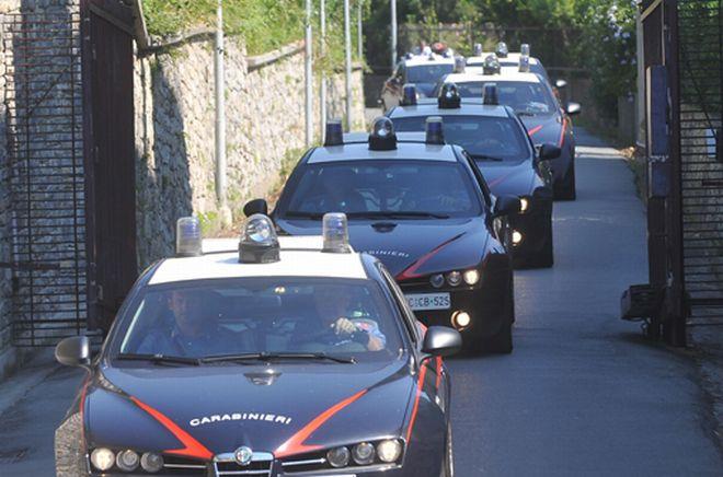 Valenza, operazione antidroga dei Carabinieri, straniero nei guai
