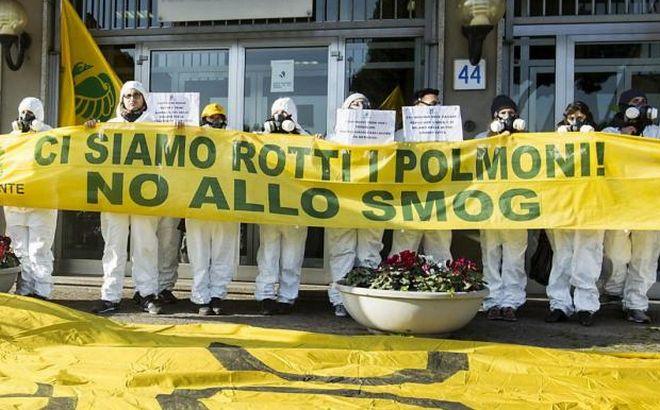 Allarme inquinamento, Alessandria al secondo posto secondo Mal'Aria