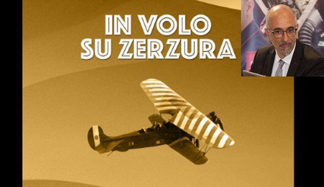 """A Volpedo il tortonese Michele Soffiantini presenta il libro """"In volo su Zerzura"""""""