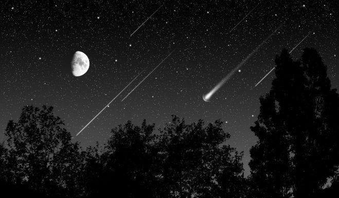 Sabato alle 21  Casasco si osserva il cielo di Dicembre