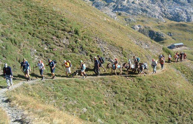 Da domenica la via le escursioni sul Parco delle Alpi Liguri