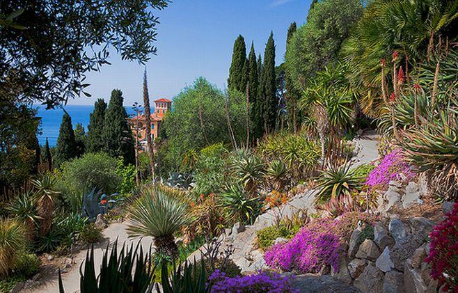 Due iniziative ai Giardini Botanici Hanbury di Ventimiglia