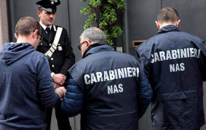 In una mensa scolastica di Casale Monferrato i Nas sequestrano 4mila piatti di plastica
