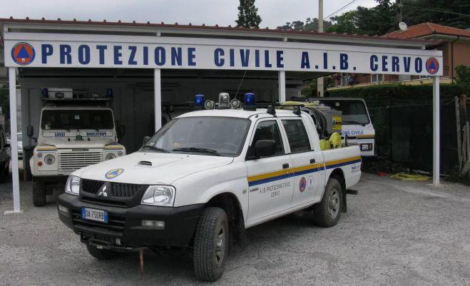 Il Comune di Cervo ha deciso di potenziare la struttura della Protezione Civile
