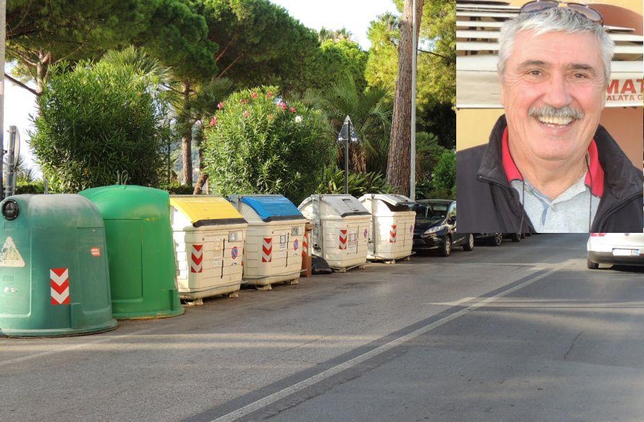 A Diano Marina per gettare i rifiuti nei cassonetti ci vorranno le tessere magnetiche