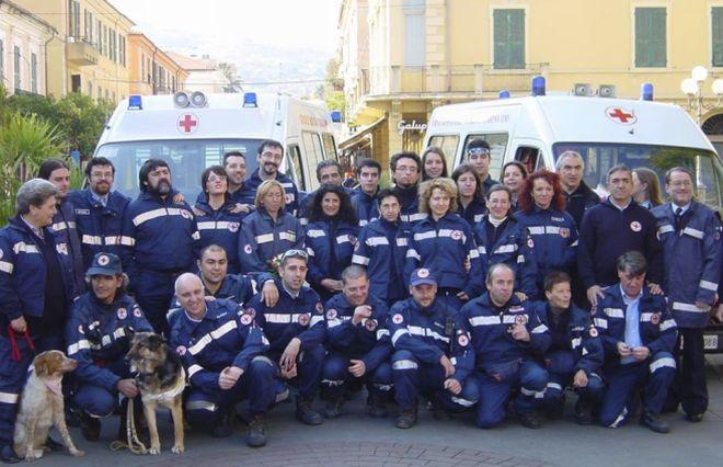 Incredibile racconto di due militi della Croce Rossa di Diano marina che fanno nascere una bimba in casa a San Bartolomeo, salvandola