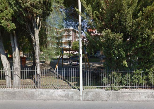 """Via libera del Comune di Diano Marina ai lavori di manutenzione al parco giochi  """"Ambarabà"""" in via Campodonico"""