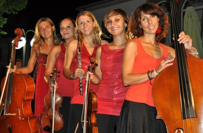 """Sabato a Tortona concerto gratuito dell'Ensemble musicale """"Le Muse"""" in programma musiche da film"""