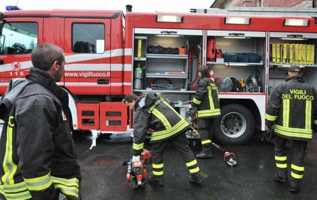 """Interventi dei pompieri a Pontecurone per sottopassi allagati, Viguzzolo e Tortona per cantine """"a bagno"""""""