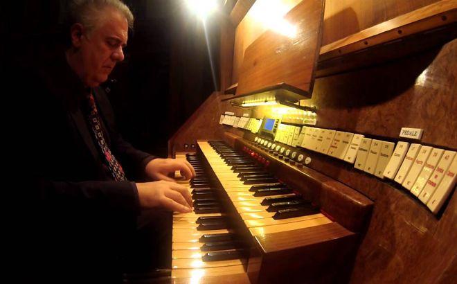 Alla madonna della Guardia di Tortona sabato pomeriggio c'è un concerto d'organo