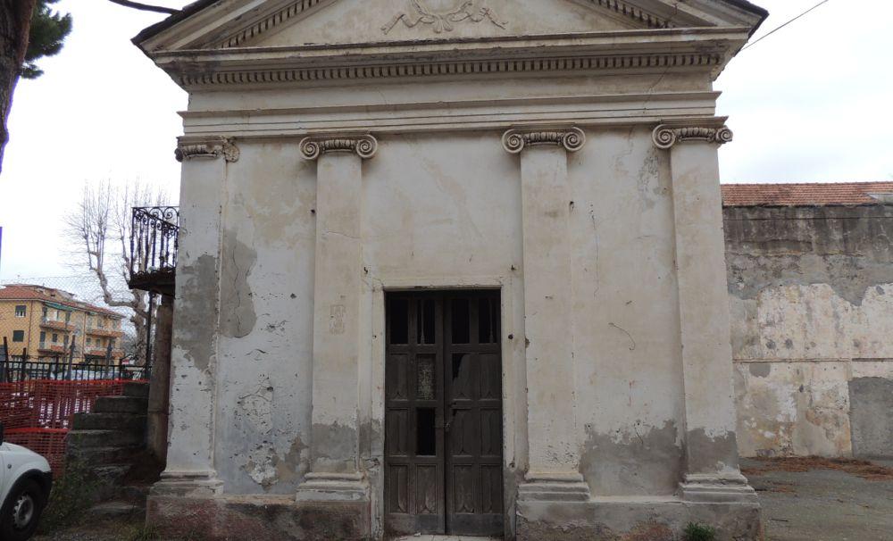 Il Comune di Diano Marina affida i lavori per il nuovo auditorium alla Cappella di Villa Scarsella
