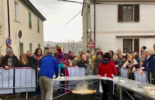 Martedì si festeggia il carnevale a Vho, l'unico sopravvissuto della tradizione Tortonese