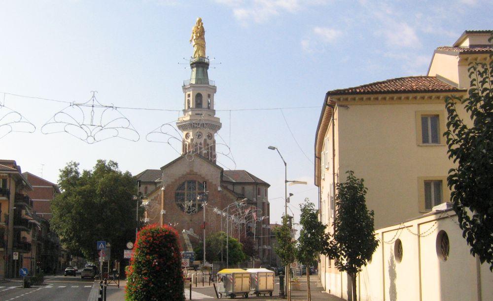 A Tortona mercoledì alle ore 12, il rettore pronuncerà l'atto di affidamento ai piedi della Vergine della Guardia. DIRETTA su internet e su facebook
