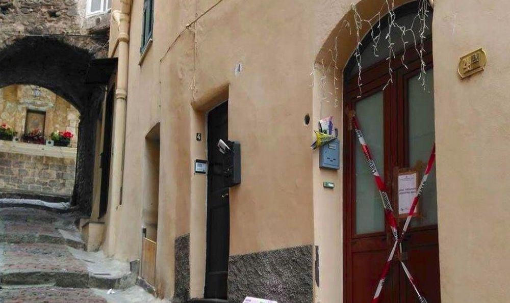 Taggia, i particolari dell'arresto di Tony Placido il giovane che ha sparato ad Alessio Barillari in questa casa