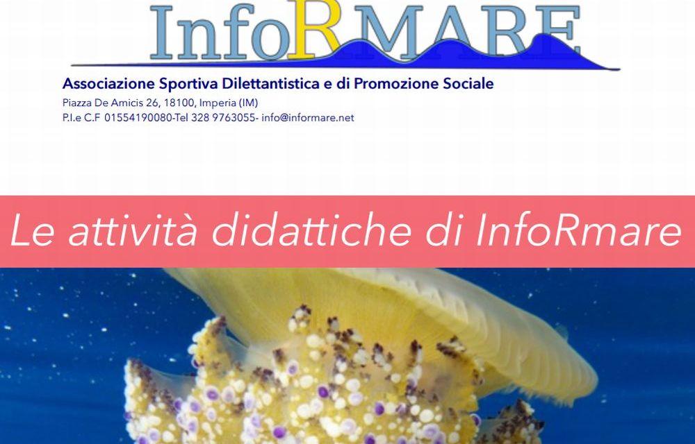 Nel week end a San Bartolomeo, due appuntamenti per apprezzare meglio il mare con l'associazione  InforMare