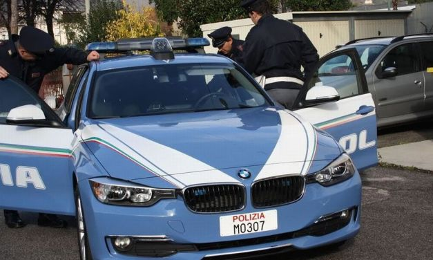 Evaso dagli arresti domiciliari, arrestato dalla Polstrada di Tortona e Alessandria