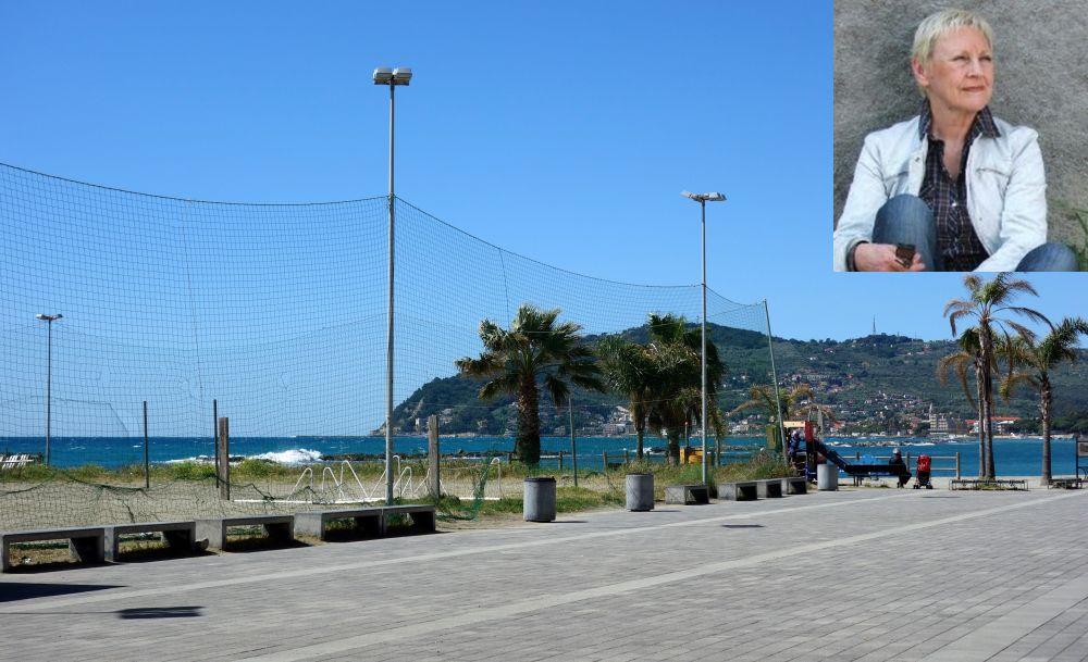 """""""San Bartolomeo e la Piazza sul Mare che non c'è"""". L'ex sindaco Rosanna Brun critica l'uso ludico di questa zona"""
