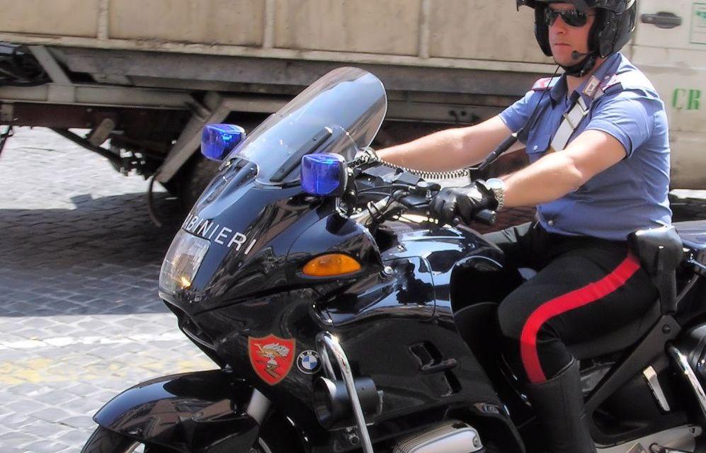 Due stranieri rubano in un'auto a Ventimiglia, presi dai Carabinieri