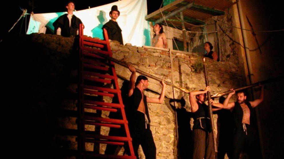 Scuola di Teatro Banchéro Officina di Taggia, presentazione sabato 14