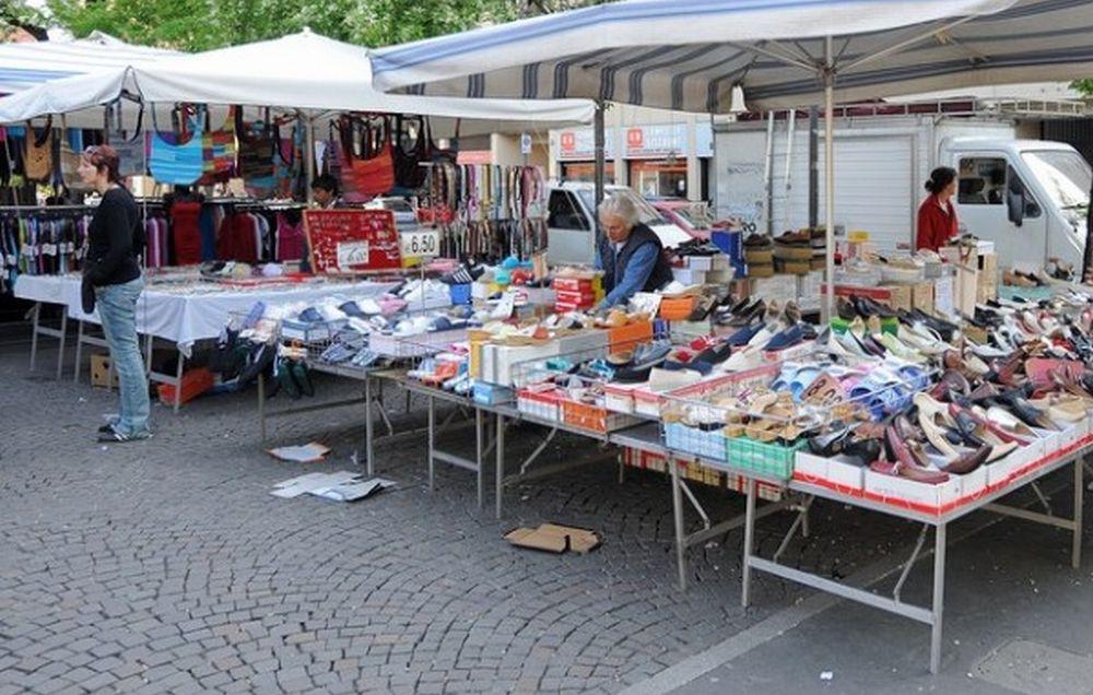 Mercoledì a Tortona ritorna il mercato completo ma niente parcheggi in Corso Repubblica e Romita vicino ai banchetti