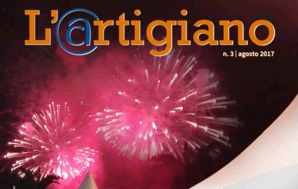 """Nel nuovo numero de """"l'Artigiano"""" di Confartigianato Imperia si parla di moda e del marchio """"Artigiani in Liguria"""""""